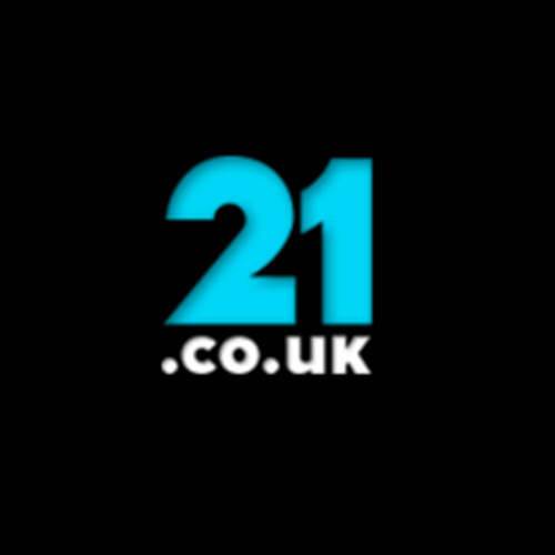 21.co.uk Casino logo