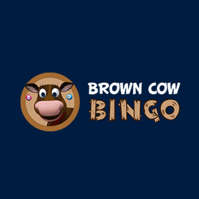 Brown Cow Bingo Casino logo