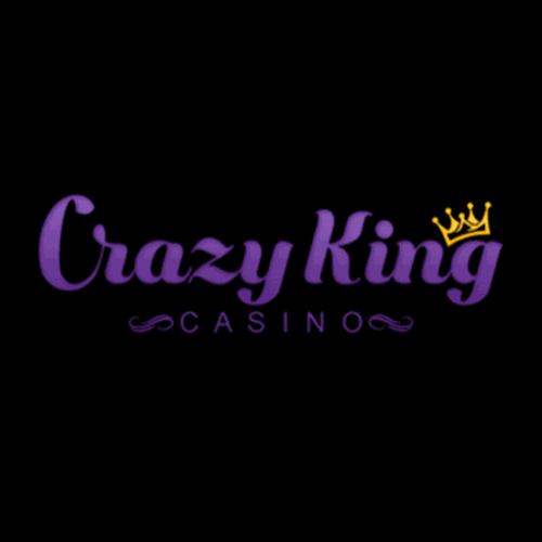 Crazy King Casino logo