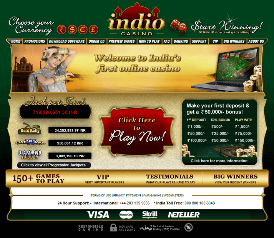 Indio Casino  screenshot