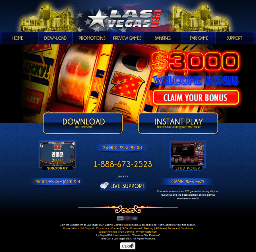 Las Vegas USA Casino  screenshot