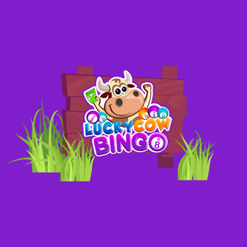 Lucky Cow Bingo Casino logo