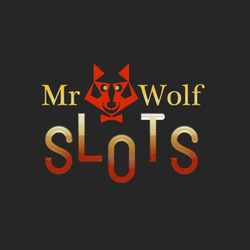 Mr. Wolf Slots Casino logo
