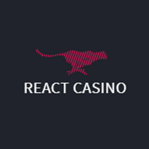 React Casino logo