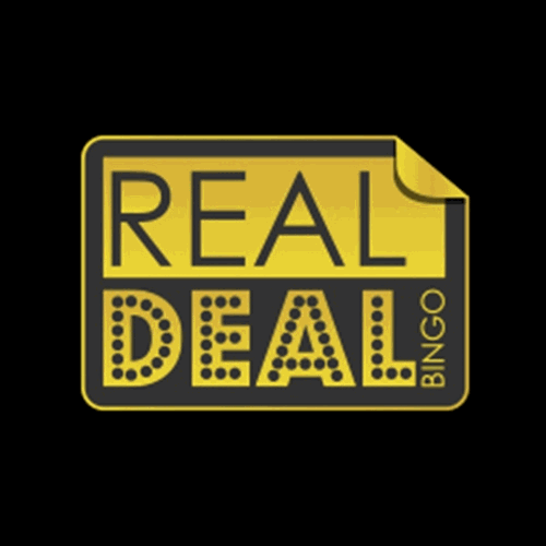 Real Deal Bingo Casino logo