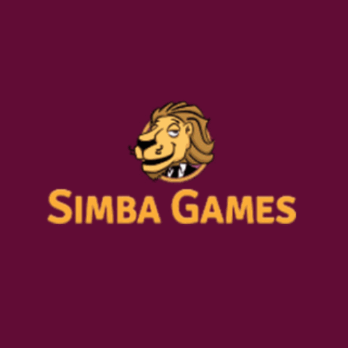 Simba Games Casino UK logo